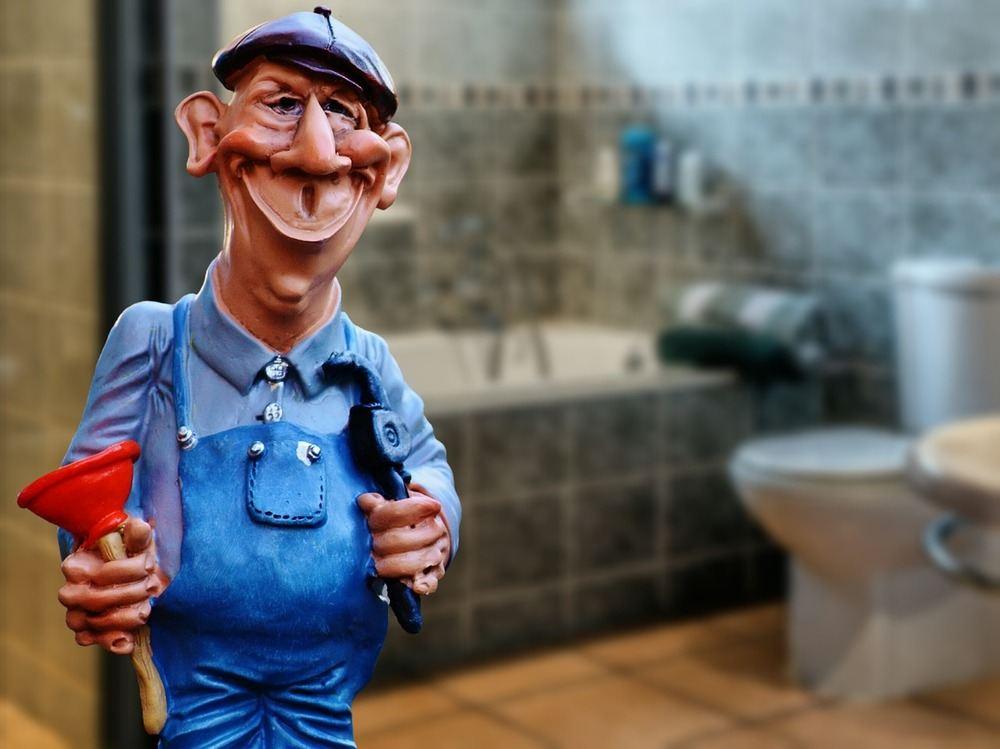 Få hjæp fra din vvs mand når køkken eller badeværelse skal sættes i stand