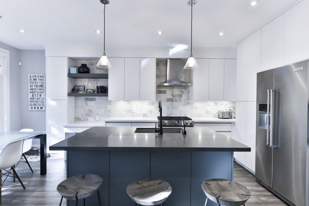 Få hjælp til montering af køkken